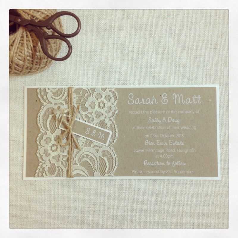 simply stunning stationery wedding invitations vintage lace dl