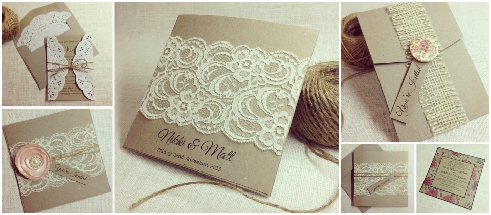 Slider - Rustic Lace