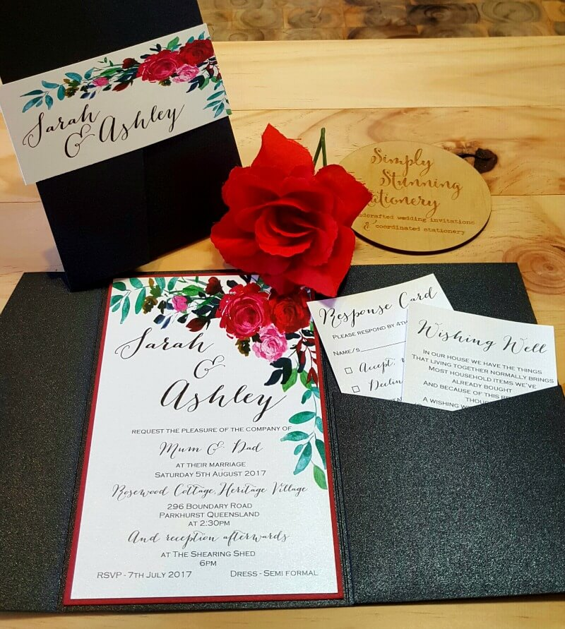 Simply-Stunning-Stationery-Wedding-Invitations-Black-Floral-Pocketfold-sml