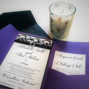 Simply-Stunning-Stationery-Wedding-Invitations-elegant-purple