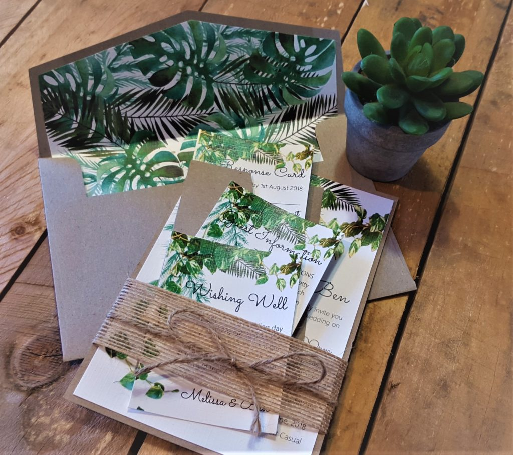 Simply-Stunning-Stationery-Wedding-Invitations-Eco-Greenery
