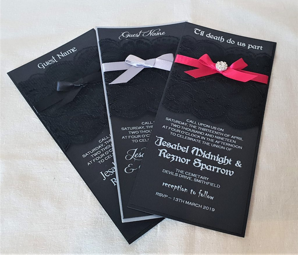 Simply-Stunning-Stationery-Wedding-Invitations-Gothic-DL-Black