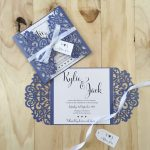 Simply-Stunning-Stationery-Wedding-Invitations-BARGAIN-Blue-Lasercut